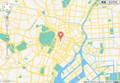 GoogleMAP for FlatDesign