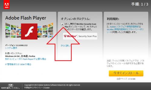 Adobe Flash Player Update (2)