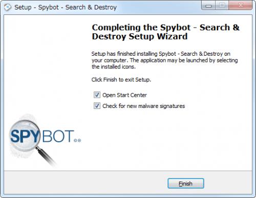 Spybot S&D 2.3 (5)