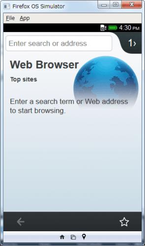 Firefox OS 1.1 Simulator (10)