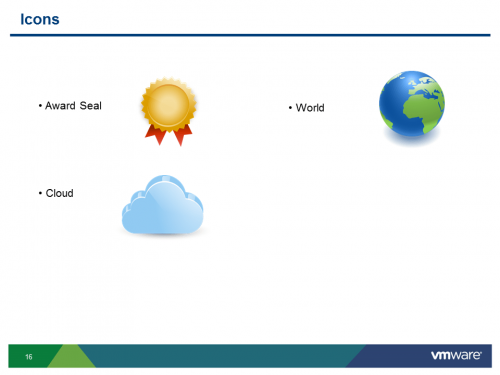 VMware PowerPoint Icons (14)