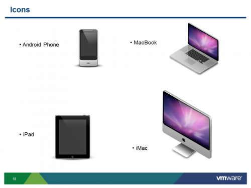 VMware PowerPoint Icons (16)