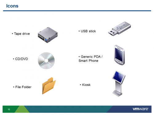 VMware PowerPoint Icons (8)