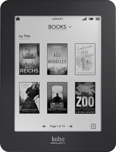 Kobo Mini Images