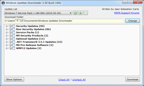 Windows Updates Downloader (11)