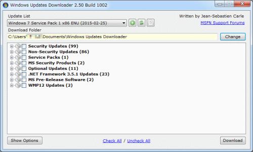 Windows Updates Downloader (11)