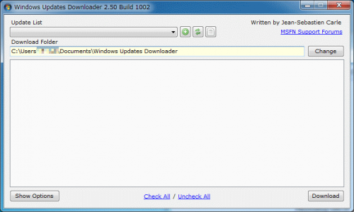 Windows Updates Downloader (18)