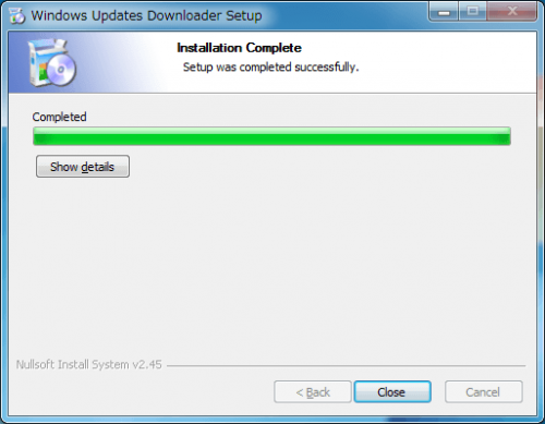 Windows Updates Downloader (7)