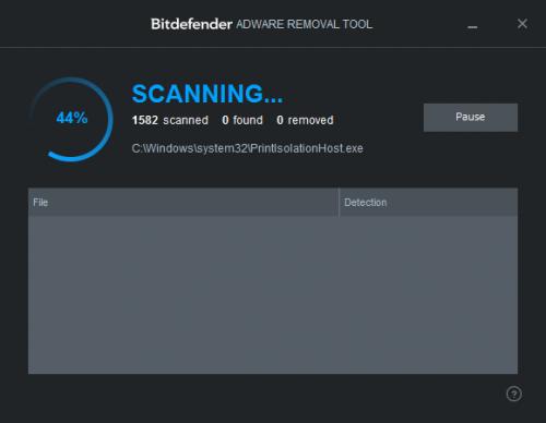 Bitdefender Adware Removal Tool (6)