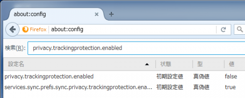Firefox TrackingProtection (1)