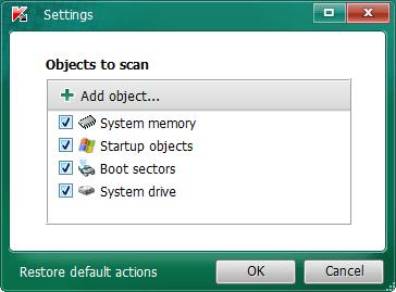 Kaspersky Virus Removal Tool (8)