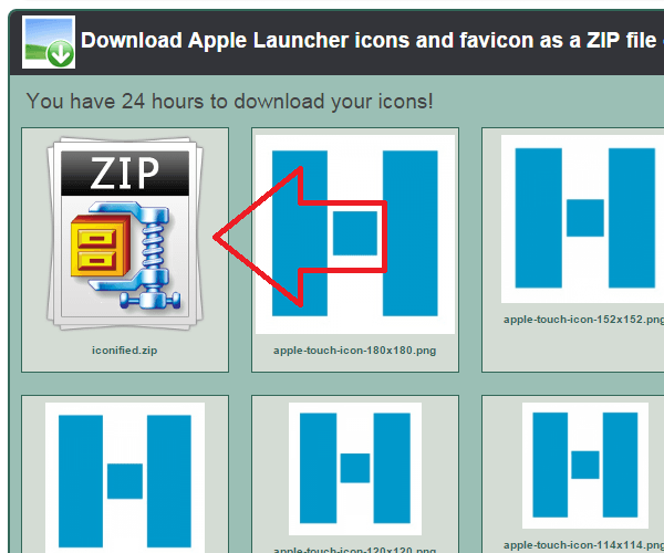 apple touch icon pngの作り方 ハルパス
