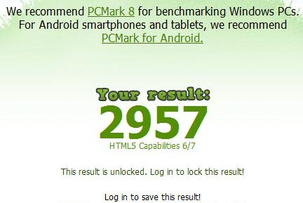 Firefox 32bit Benchmark