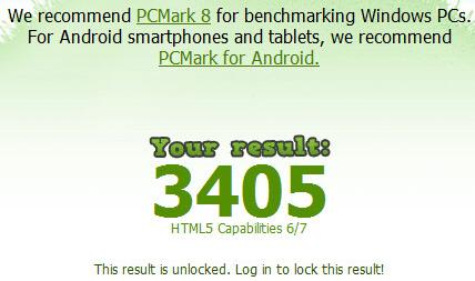 Firefox 64bit Benchmark