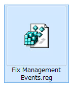 Fix Management Events (3)