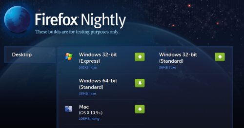 firefox-nightly